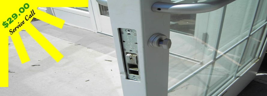 seattle commercial locksmith repair