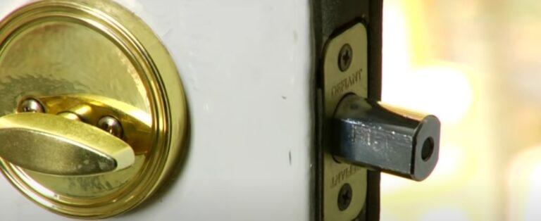 lock not working